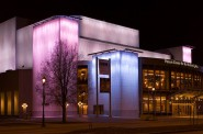 Marcus Center for the Performing Arts. Photo from Facebook.