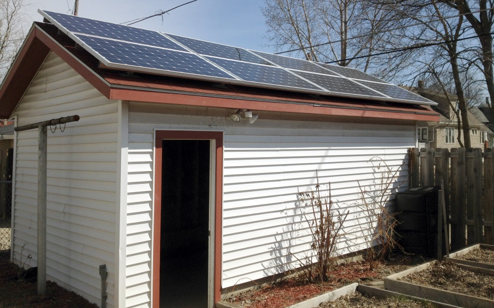 Shorewood and Milwaukee residents going solar through partnerships with Midwest Renewable Energy Association