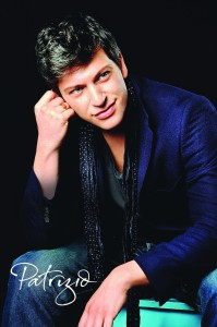 International singing sensation Patrizio Buanne will perform Saturday and Sunday at 9 p.m. on the Pick N' Save Stage.