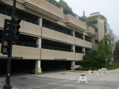 Supervisor Taylor Disappointed that County Board Rejected the Sale of O'Donnell Parking Structure