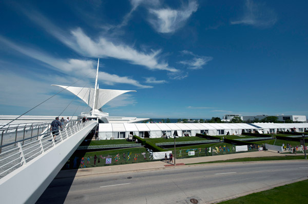 Milwaukee Art Museum Reopening July 16