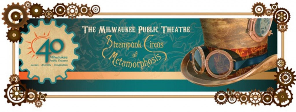 The Steampunk Circus of MetamorphosisThe Steampunk Circus of Metamorphosis