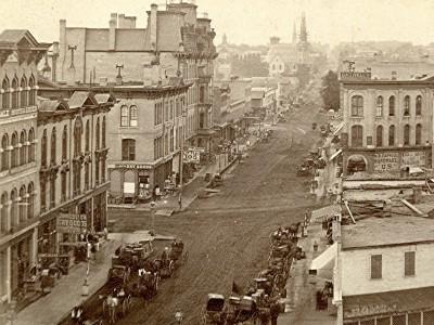 Yesterday's Milwaukee: The Plankinton House Hotel, 1869