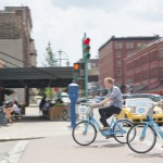 Transportation: The Man Who Biked to Every Bublr Station