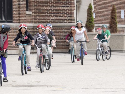 Wednesday is National Bike to School Day