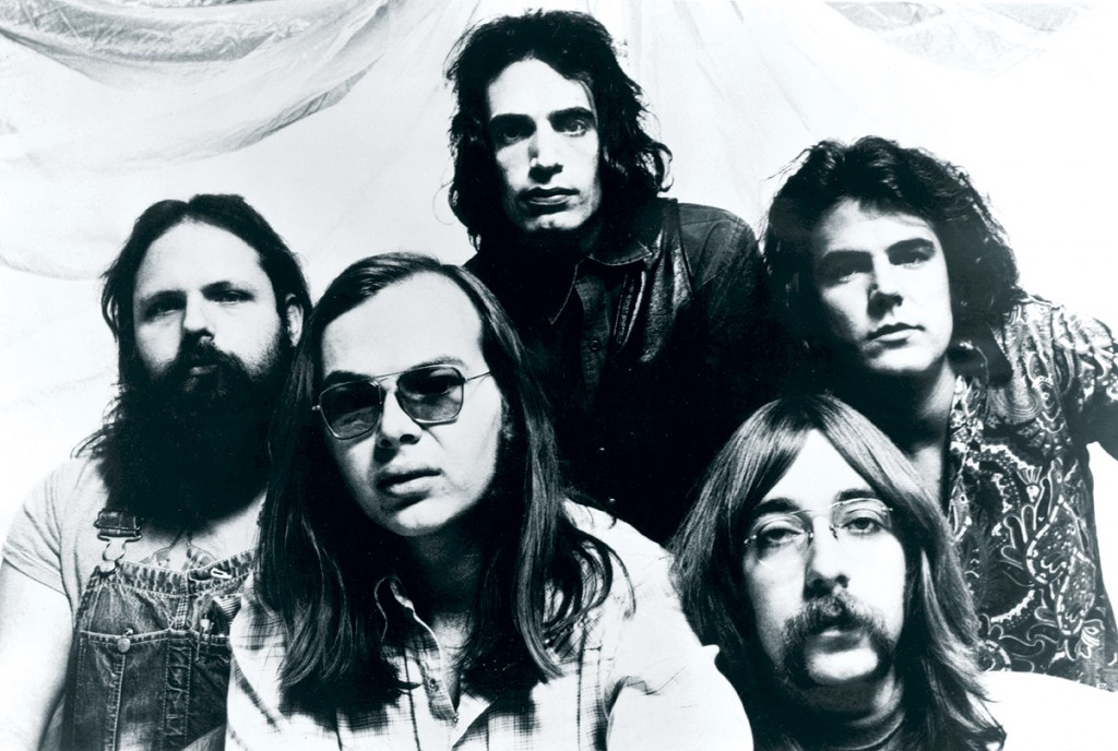Steely Dan in 1970. Photo: Charlie Gillett Archive/Redferns