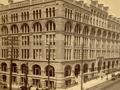 Yesterday's Milwaukee: Northwestern Mutual Insurance, 1886