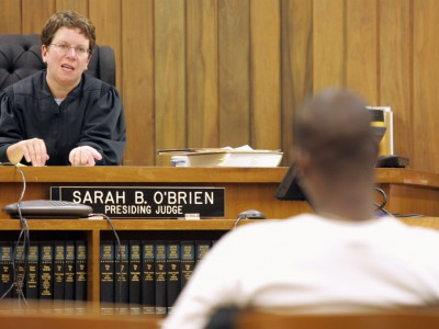Do Drug Courts Discriminate Against Blacks?