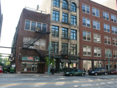 Two 23 Buys Ziegler Candy Building