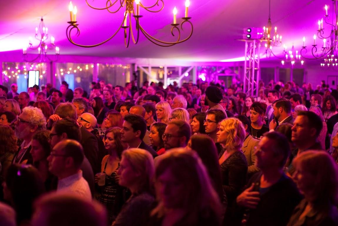 Milwaukee Film Festival Opening Night Party. Photo courtesy of MFF.