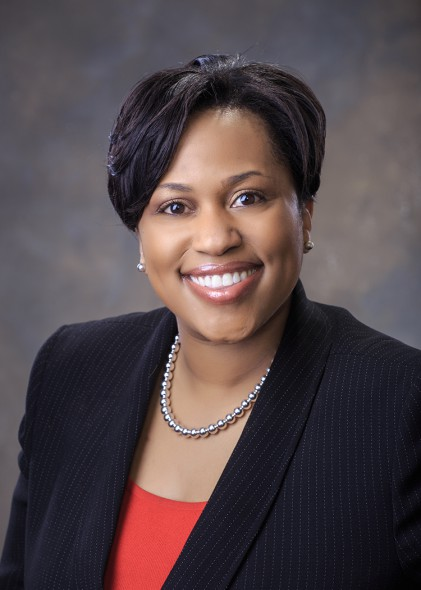 Superintendent of Milwaukee Public Schools Dr. Darienne Driver
