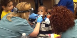 """Head Start Dental Day"". Photo courtesy of MPS."
