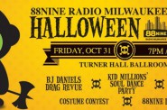 88Nine Radio Milwaukee Annual Halloween Bash