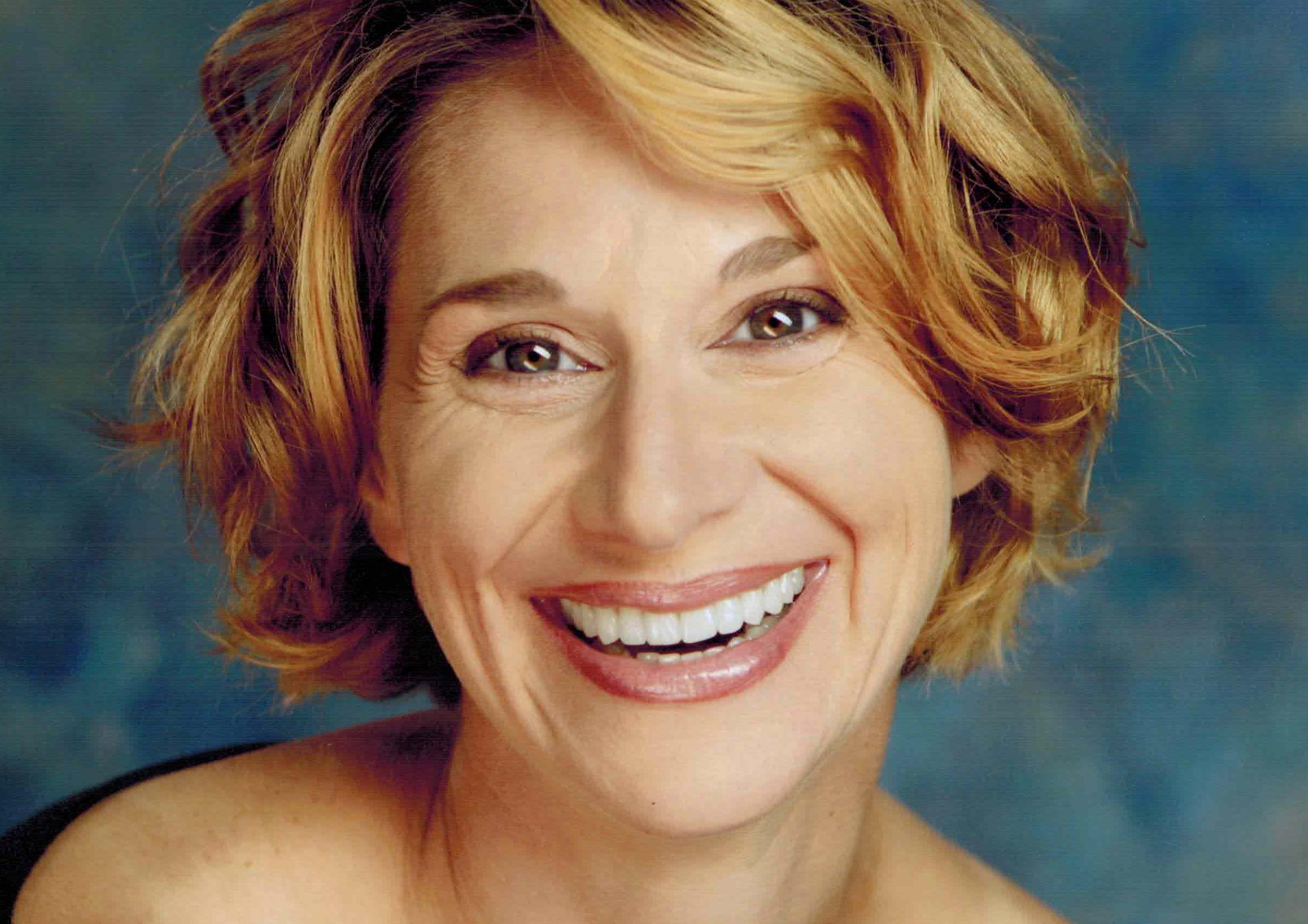 Angela Iannone. Photo courtesy of In Tandem Theatre.