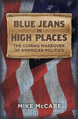 Blue Jeans in High Places.