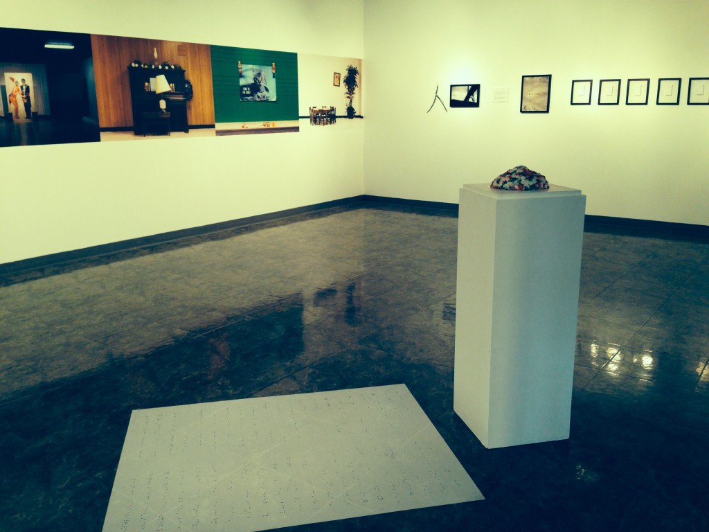 Everyday Mysteries is on view in the Northwestern Mutual Art Gallery at Cardinal Stritch University.