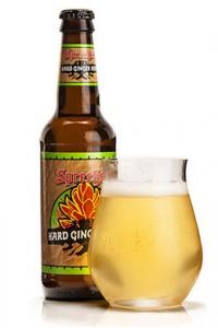 Hard Ginger Beer