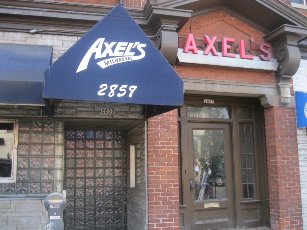 Axel's. Photo by Balistreri.