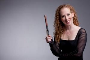 Principal Chicago Symphony Piccolo Jennifer Gunn