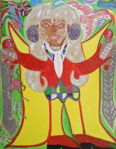Romano Johnson, Tina Turner, 2014
