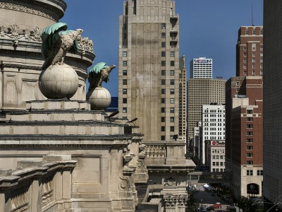 Vantage Point: Milwaukee Public Library