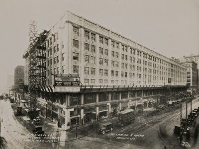 Yesterday's Milwaukee: Plankinton Arcade, 1925
