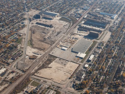 Corridor of Dreams: The Land of Brownfields
