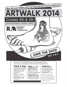 Artwalk 2014.