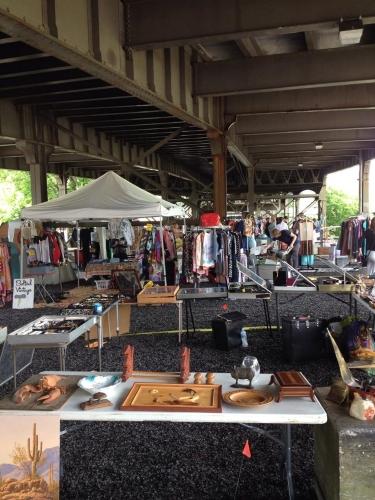 Under the Bridge Antique & Vintage Flea Market