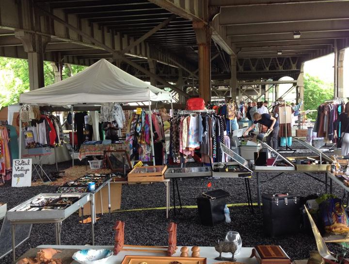 Preview: Under the Bridge Antique & Vintage Flea Market