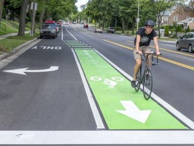 Biking: Budget Talks Focus on Transportation