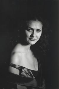 Soprano Ruth Rosique