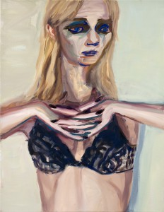 Janet Werner, Crying Girl, 31 x 24 in., oil on canvas, 2010. Courtesy Portrait Society Gallery.