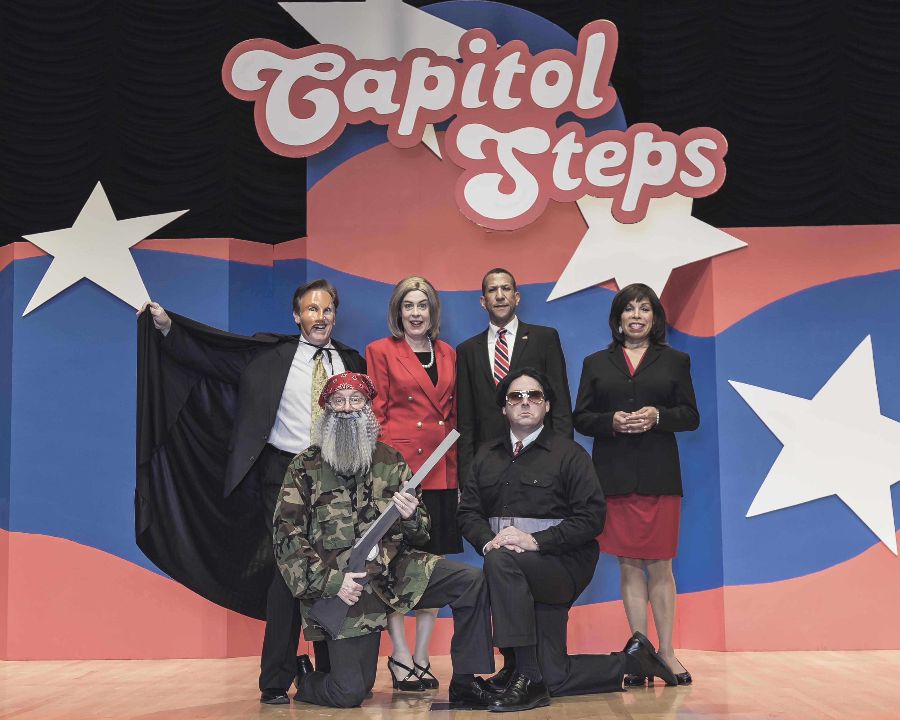 Capitol Steps 2014.