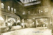 Plankinton House Hotel Lobby. Image courtesy of Jeff Beutner.