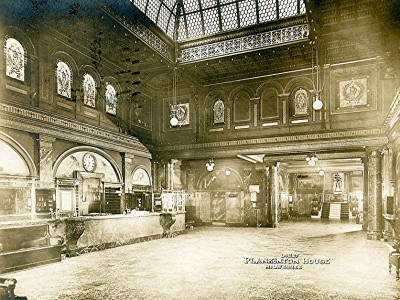 Yesterday's Milwaukee: Inside the Plankinton House Hotel, 1908