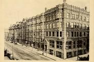 Plankinton House hotel, circa 1889. Photo courtesy of Jeff Beutner.