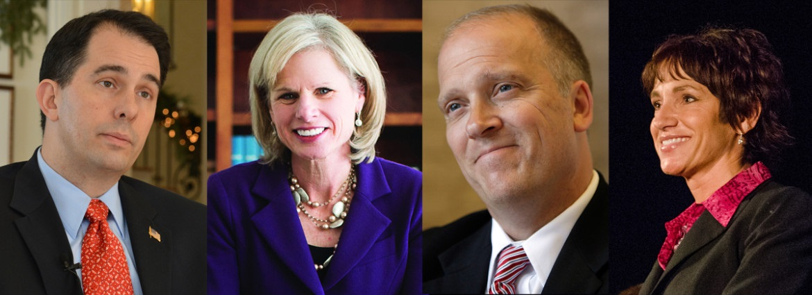 No one disputes that drunken driving is a serious problem in Wisconsin. But the candidates for governor and attorney general differ in how they would address it.