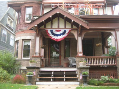 House Confidential: County Supervisor Candidate Charlie Fox's Historic Home