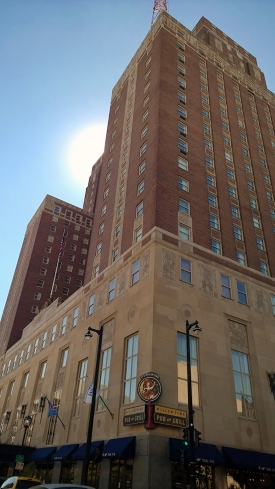 Hilton-City Center. Photo by Brian Jacobson.
