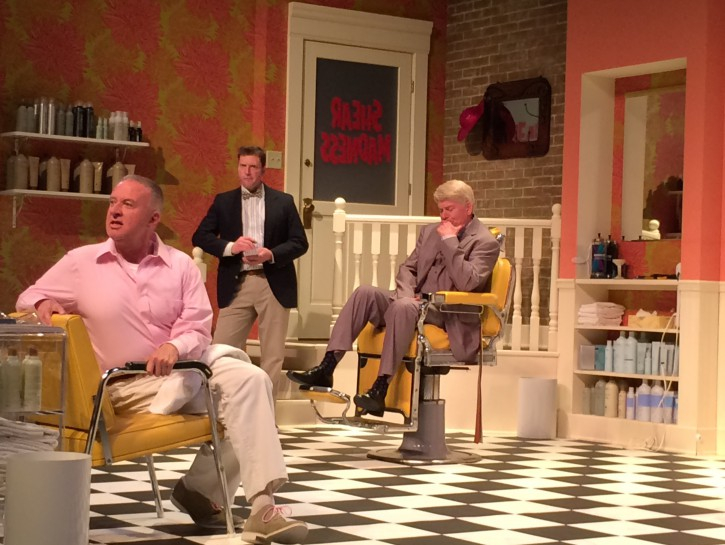 Theater: The Swan Song of John McGivern