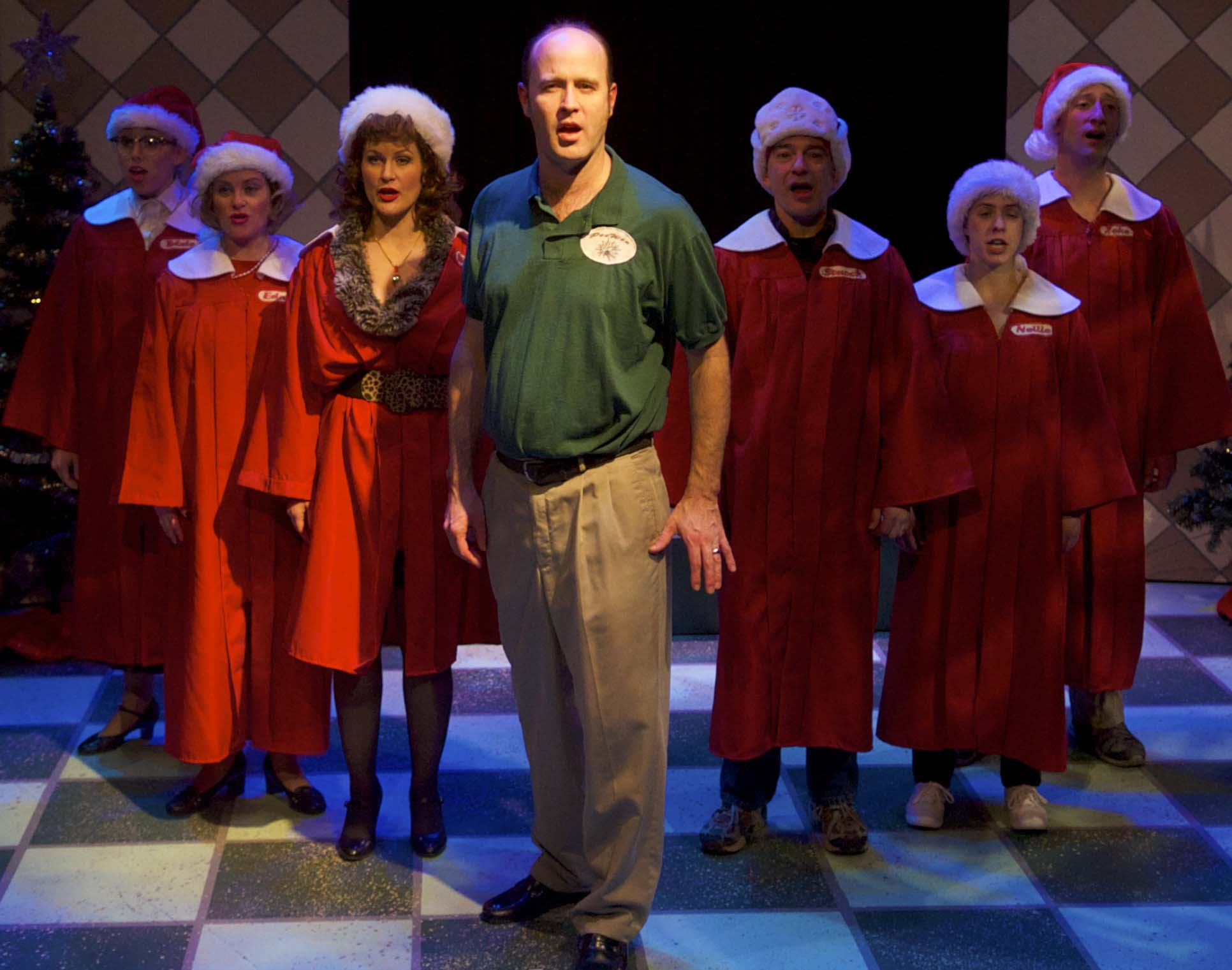 """In Tandem Theatre Comes a """"Cudahy"""" Caroling One Last Time"""