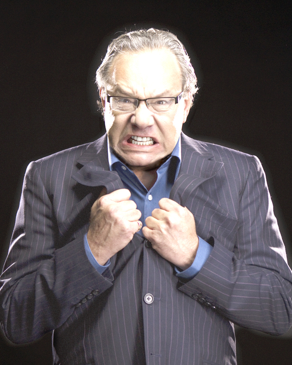 Lewis Black loves to growl while producing laughter, as he hopes to in two days at the Pabst Theater