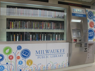 Milwaukee's First 24/7 Library