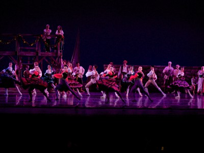 Dance: Don Quixote is Spectacular