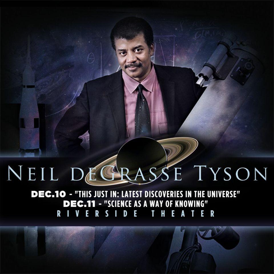 Neil deDegrasse Tyson