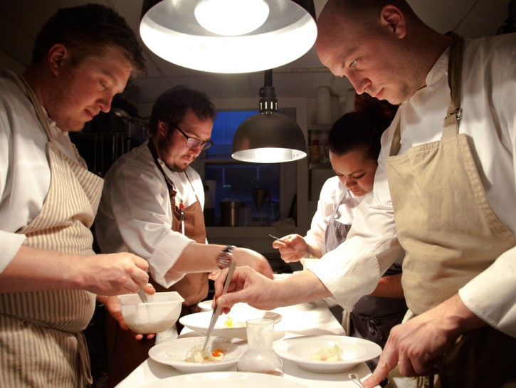 Dining: The Subtle Elegance of Ardent