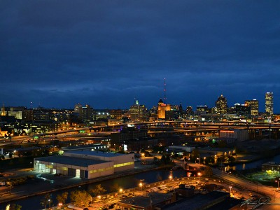 Vantage Point: From the Potawatomi Hotel