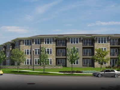 Mandel Group breaks ground on PrairieWalk Apartments