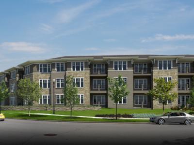Mandel Group breaks ground on PrairieWalk Apartments